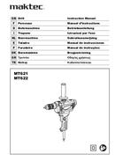 página del Maktec MT621 1