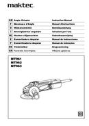 página del Maktec MT961 1