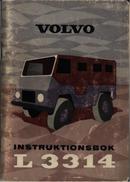 Volvo L3314 (1963) Seite 1