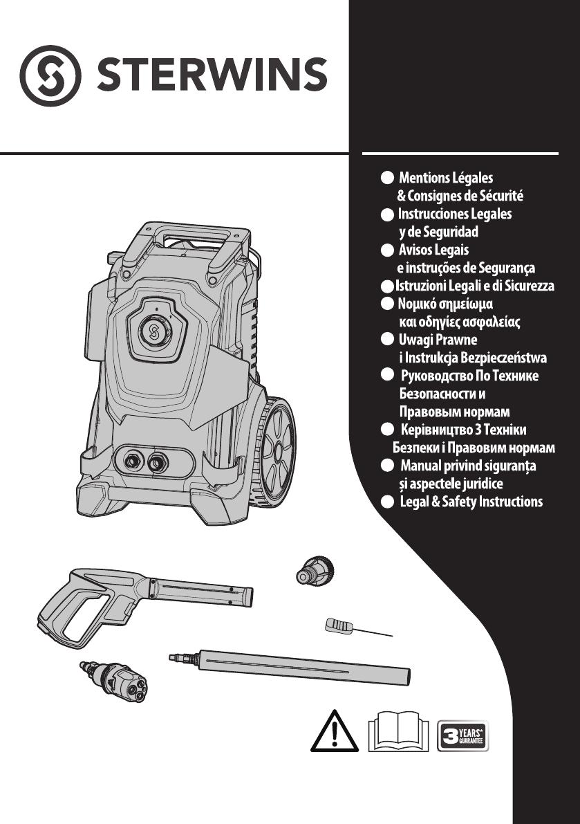 Sterwins 135C EPW.3 manual