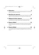 Página 3 do SilverCrest IAN 62050