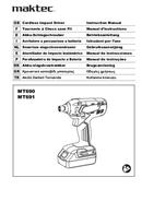 página del Maktec MT690 1