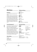 SilverCrest SAB 4.8 A2 sivu 4