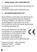 Pagina 4 del Fysic FX-3930