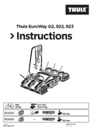 Thule EuroWay G2 923 side 1