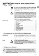 Gardena THS Li-18/42 pagina 2