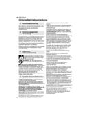 Metabo KHE 2444 Seite 4