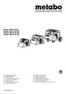 Página 1 do Metabo Power 250-10 W OF