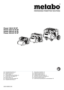 Página 1 do Metabo Power 180-5 W OF