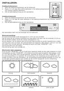 Pagina 3 del Fysic FKW-2200