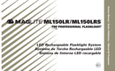 página del Maglite ML150LR 1