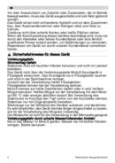 Bosch MaxoMixx MSM88110 Seite 4