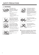LG Hom-Bot VR8600OB sivu 5
