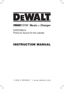 DeWalt ToughSystem DWST08810 side 1