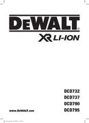 DeWalt DCD790 page 1