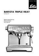 página del Solis Baritsta Triple Heat 1011 1