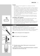 Página 5 do Philips BG2036