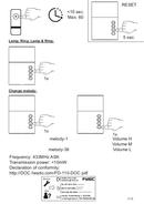 Pagina 2 del Fysic FD-110