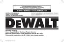 DeWalt DCH273 page 1