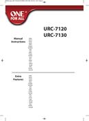 One for all URC 7130 Essence 3 Seite 1