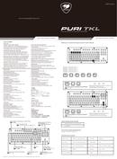 página del Cougar Puri TKL 1