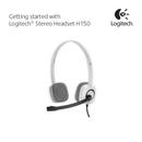 Logitech Stereo Headset H150 sivu 1