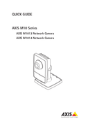 Axis M1013 pagină 1