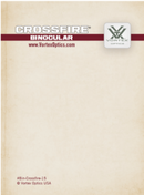 Vortex Crossfire 10x50 side 5