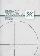 Vortex Solo Tactical R/T 8x36 pagina 1