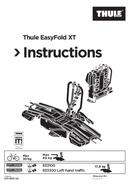Pagina 1 del Thule EasyFold XT 933