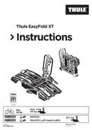Página 1 do Thule EasyFold XT 934