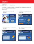 Sandisk SSD Ultra 3D side 3