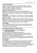Bosch MUM54230 Styline pagina 3