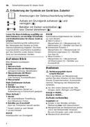Bosch MUM54230 Styline pagina 4
