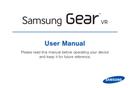Samsung Gear VR 2 side 1