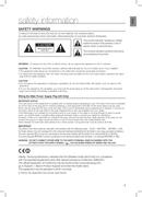 Samsung DA-E751 sivu 3
