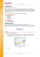 Sandisk Extreme 500 pagina 3