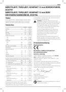 DeWalt DCK208D2T-QW Combiset page 5