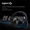 Logitech G920 Driving Force sivu 1