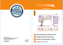 HomeMaxx HX45604 sayfa 1
