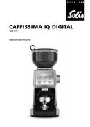 página del Solis Caffissima IQ Digital 1612 1