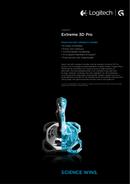 Logitech Extreme 3D Pro sivu 1