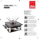 página del Solis Combi-Grill 3-in-1 1