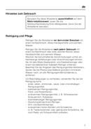 Página 3 do Miele CSWP 1450