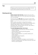 Página 5 do Miele CSWP 1450