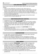 Soundmaster DAB170SW pagină 4