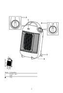 DeLonghi HFX30C18.IW side 4