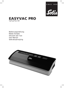 página del Solis EasyVac Pro 569 1