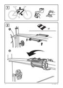 Página 2 do Thule Carbon Frame Protector