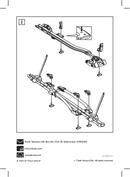 Página 2 do Thule T-track Adapter 889-3